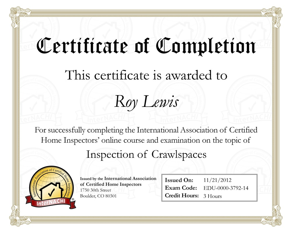 Home Inspection Gainesville
